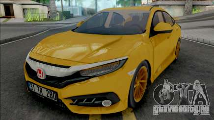 Honda Civic Si [IVF] для GTA San Andreas
