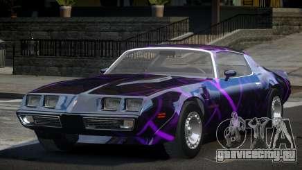 Pontiac TransAm 80S L3 для GTA 4