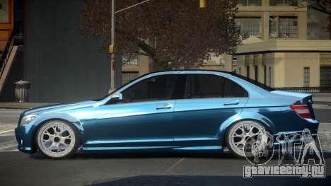 Mercedes-Benz C350 GS V1.0 для GTA 4