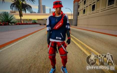 Rey De La Noche Skin для GTA San Andreas