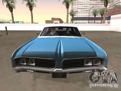 Buick Electra 1967 для GTA San Andreas