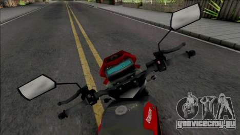 Yamaha XT600 CBMERJ (Improved) для GTA San Andreas