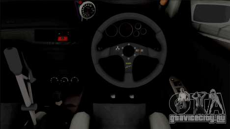 Mitsubishi Lancer Evo VII Voltex для GTA San Andreas