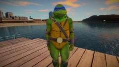 Ninja Turtles - Leonardo для GTA San Andreas