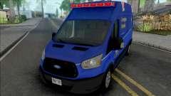 Ford Transit 2016 Greenglass College Hospital для GTA San Andreas