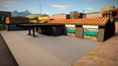 Garage in San Fierro для GTA San Andreas