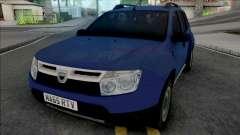 Dacia Duster 2012 UK для GTA San Andreas