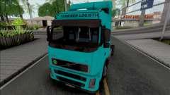 Volvo FH12 440 Turkmen Logistic