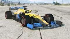 McLaren MCL35〡add-on v2.0 для GTA 5