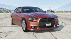 Dodge Charger SRT8 (LD) 2012 для GTA 5