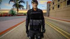 Zandarmerija Skin v1 для GTA San Andreas