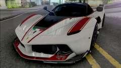 Ferrari FXX-K [Fixed] для GTA San Andreas
