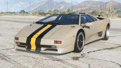 Lamborghini Diablo SV 1997〡PJ5 add-on для GTA 5