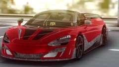McLaren 720S Mansory для GTA San Andreas