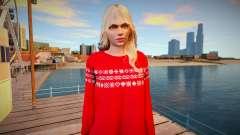 Rachel Christmas Special для GTA San Andreas