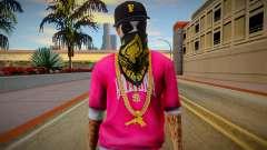 Skin FF для GTA San Andreas