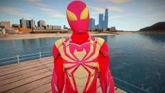 Iron Spider Armor для GTA San Andreas
