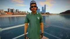Ryder Eazy-E style для GTA San Andreas