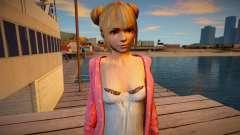 Marie Rose Casual v4 для GTA San Andreas