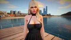 Rachel Casual v2 для GTA San Andreas