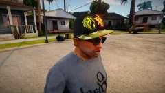Cap 2Pac для GTA San Andreas