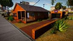 Big Smoke House (good mod) для GTA San Andreas
