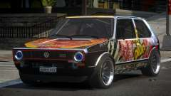 Volkswagen Golf SP-R L5 для GTA 4