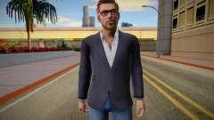 Mark Jefferson Life is Strange для GTA San Andreas