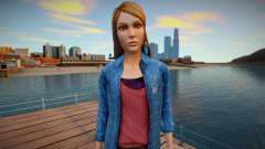 Rachel Amber from Life Is Strange: Before the St для GTA San Andreas