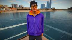 Tao Cheng from GTA V для GTA San Andreas