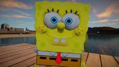 Sponge Bob (good skin) для GTA San Andreas