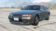 Nissan Skyline GT-R V-spec (BNR32) 1993〡add-on для GTA 5