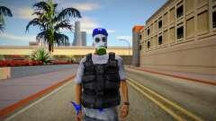 Terroriste для GTA San Andreas