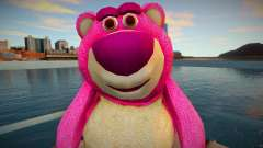 Lotso Bear from Toy Story 3 для GTA San Andreas