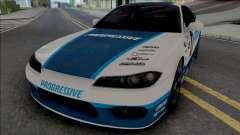 Nissan Silvia S15 [Fixed] для GTA San Andreas