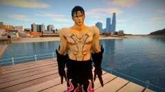 Jin Kazama для GTA San Andreas