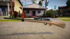 New Sniper Rifle (good textures) для GTA San Andreas
