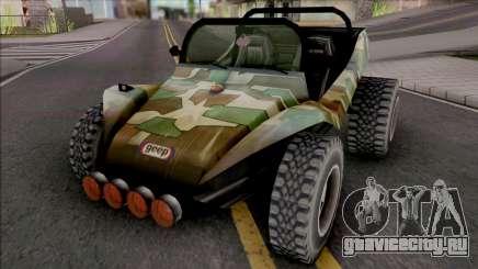 GTA Gorillaz 19-2000 для GTA San Andreas
