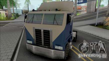 Peterbilt 362 4x2 для GTA San Andreas