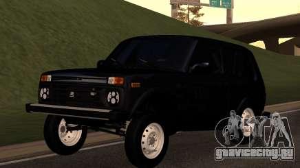 Vaz (Lada) Niva 90-HX-242 для GTA San Andreas