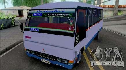 Mitsubishi Rosa для GTA San Andreas
