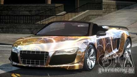 Audi R8 SP Roadster PJ6 для GTA 4