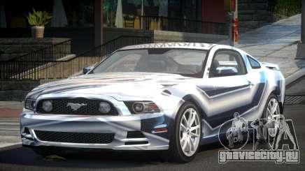 Ford Mustang GT BS-R L1 для GTA 4