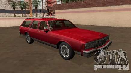 Pontiac Safari 1979 для GTA San Andreas