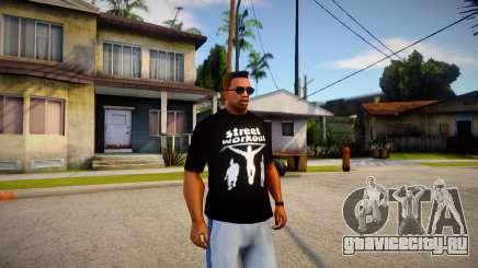 T-shirt Street Workout для GTA San Andreas