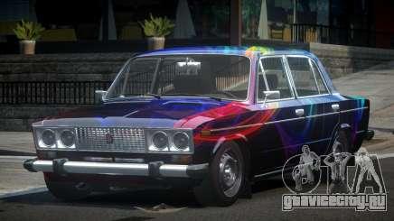 VAZ 2106 BS Drift S6 для GTA 4
