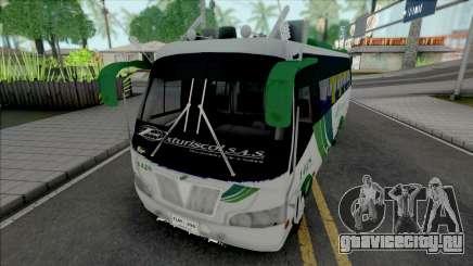Buseta Exturiscol для GTA San Andreas