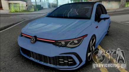 Volkswagen Golf GTI Mk8 для GTA San Andreas