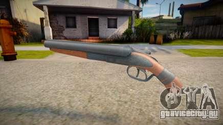 Shotgun (good textures) для GTA San Andreas