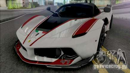 Ferrari FXX-K [Fixed] для GTA San Andreas